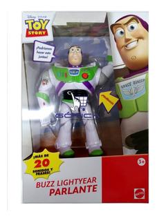 Muñeco Buzz Lightyear Toy Story 4 20 Frases En Español