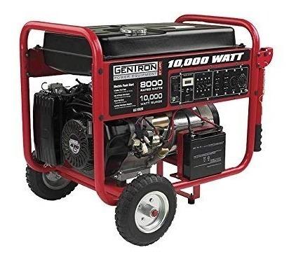 Planta Electrica 10000 Watt 12.5 Kva 120/240v Generador Dual