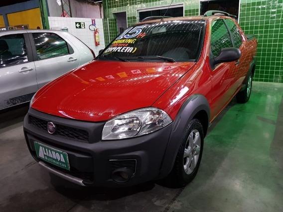 Fiat Strada Cabine Dupla Working 2015
