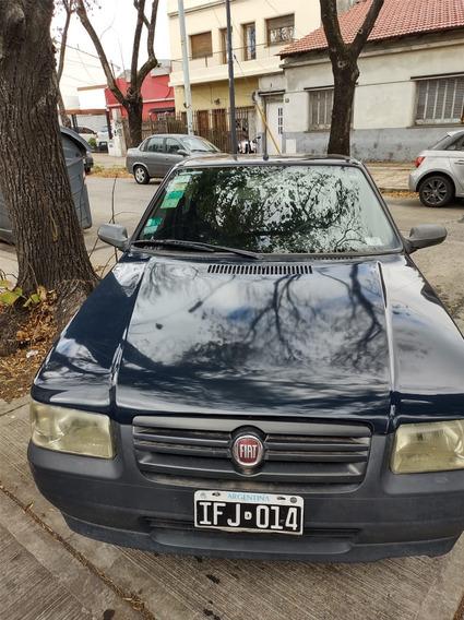 Fiat Uno Fire Way 1,3 5 Puertas