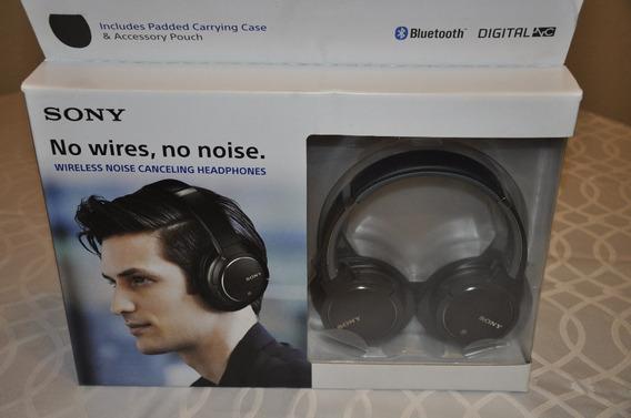 Headphone Sony Mdr-zx770dc Bluetooth - Wireless - Novo