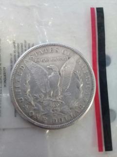 Moneda Morgan 1921