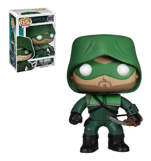 Funko Pop The Arrow 207 Figura Original Educando Full