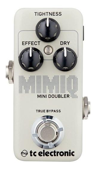 Pedal Double Tracker - Mimiq Mini Doubler - Tc Electronic
