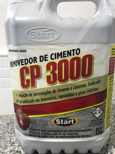 Imagem 1 de 5 de Cp 3000 - Da Start - Removedor De Cimento