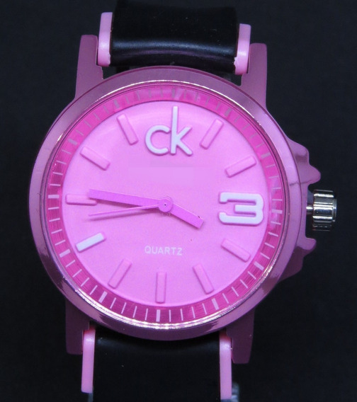Relógio Colorido Feminino Analógico Na Caixa Unissex Barato