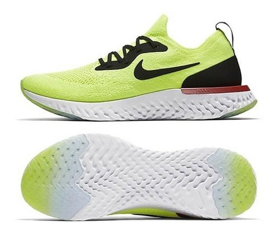 Zapatillas Nike Epic React Flyknit Hombre Running