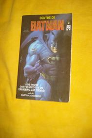 Contos De Batman Nº 3 Bom Estado