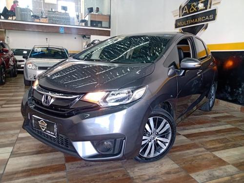 Imagem 1 de 7 de Honda Fit 2017 1.5 Exl Flex Aut. 5p