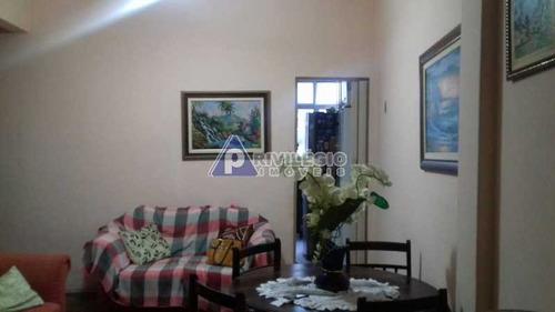 Apartamento À Venda, 2 Quartos, 1 Suíte, Glória - Rio De Janeiro/rj - 20671