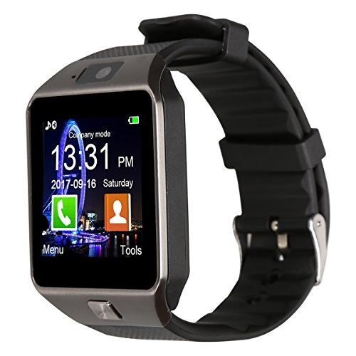 Padgene Dz09 Bluetooth Reloj Inteligente Con Cámara Para Sa