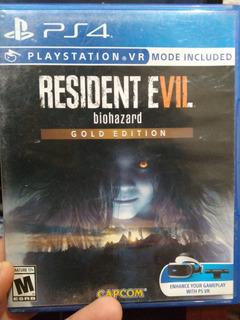 Resident Evil 7 Ps4.
