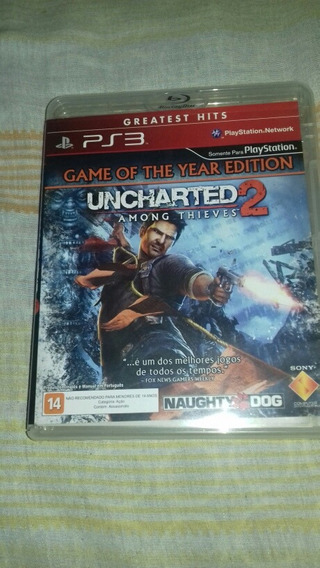 Uncharted 2 Ps3