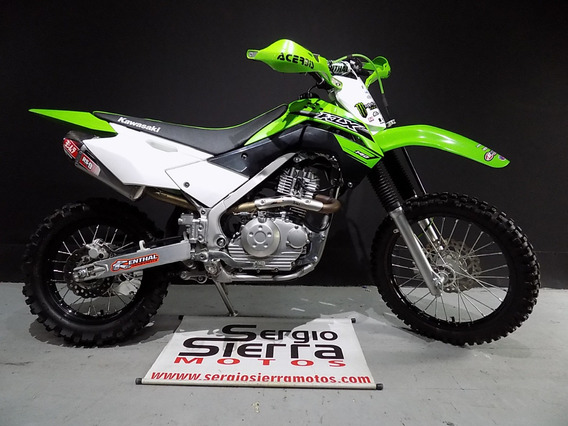 Kawasaki Klx140 Verde 2016