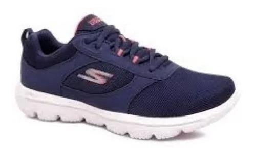 Tênis Skechers Feminino Go Walk Evolution Ultra Lindo