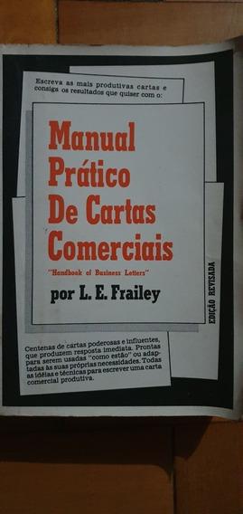 Livro Manual Prático De Cartas Comerciais L. E. F .obc Store