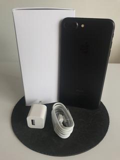 Apple iPhone 7 Plus Negro Mate 128gb Libres Con Garantia