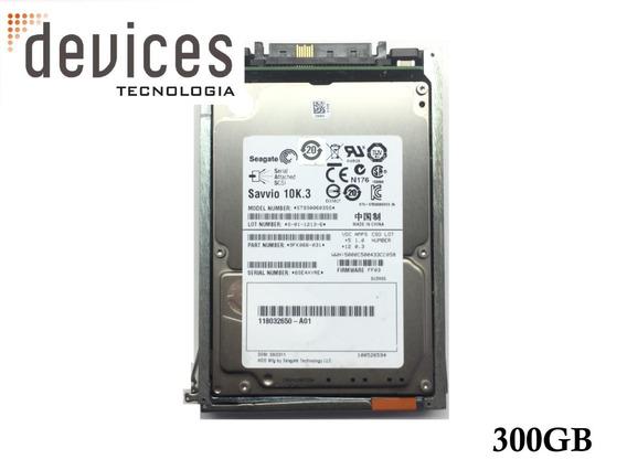 Hd Sas Seagate 10k.3 300gb P/n:9fk066-031 Para Notebook