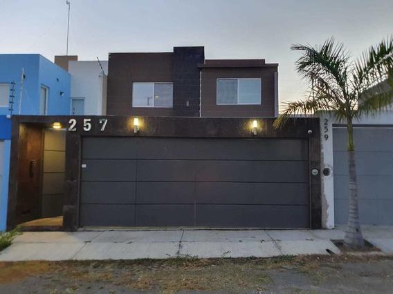 Casa Con Alberca En Renta El Rincón Del Colibri, Zona Norte Colima