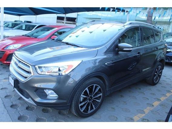 Ford Escape Titanium 2017 Seminuevos
