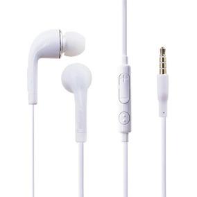 Fone De Ouvido Com Microfone E Volume Integrado