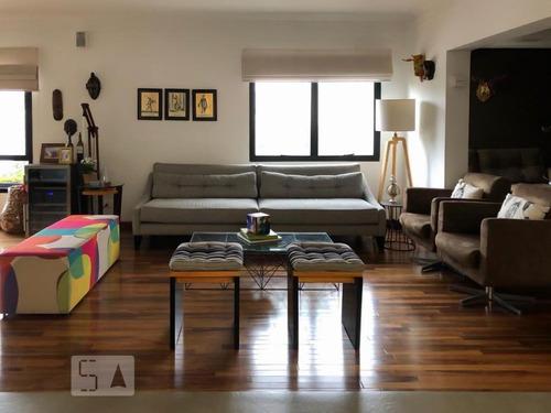 Apartamento À Venda - Vila Clementino, 3 Quartos,  127 - S893129507
