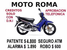 Yamaha Crypton 110 Motoroma