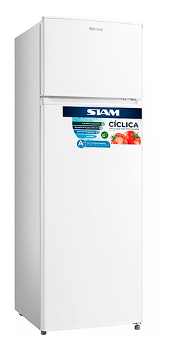 Heladera + Freezer Superior 240l Luz Led Clase A++