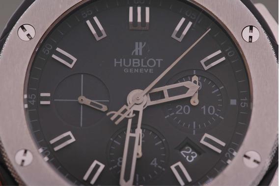 Hublot Big Bang Ice Ceramic Black 44mm Relogio