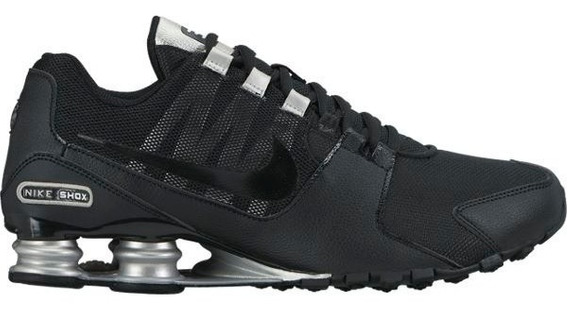 Tenis Nike Shox Avenue Masculino Lancamento Pt+ Nota Fiscal