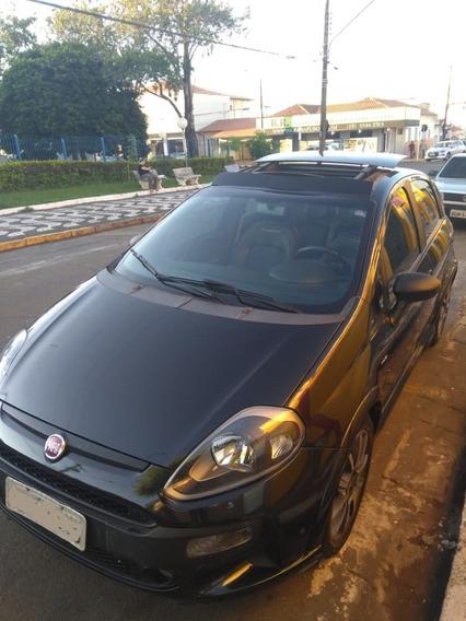 Fiat Punto Blackmotion 1.8 2015/ Auto/ Flex/ Todos Opcionais