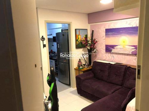 Apartamento Á Venda Com 1 Dorm, Itaim Bibi, Sp - R$ 315 Mil - V3360