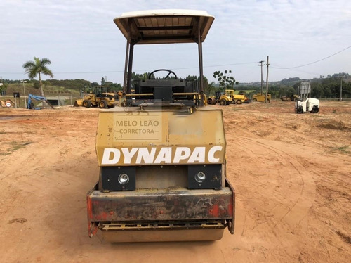 Imagem 1 de 5 de Rolo Compactador Dynapac Cg14 Rolo Liso - Ano 1995