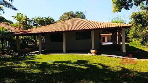 Imagem 1 de 20 de Chácara Com 2 Dormitórios À Venda, 2180 M² Por R$ 290.000,00 - Zona Rural - Barra Bonita/sp - Ch0141