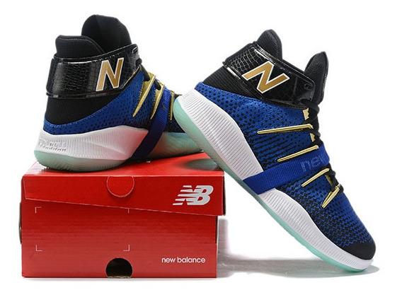 New Balance Omn1s Kawhi Leonard Blue Gold 60 Trumps Tienda