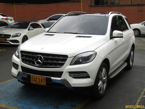 Mercedes Benz Clase Ml 350 4 Matic At 3500