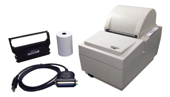 Impressora De Cupom Matricial Daruma Ds348 Com Conversor Usb