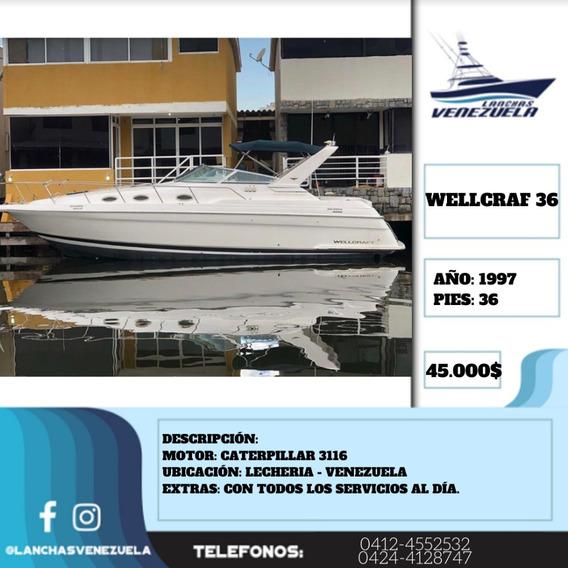 Yate Wellcraf 36 Lv353