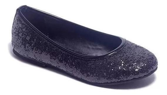 Ballerina Glitter - Brillo 17 Al 33 Plata, Negro, Oro Cuestióndepiel