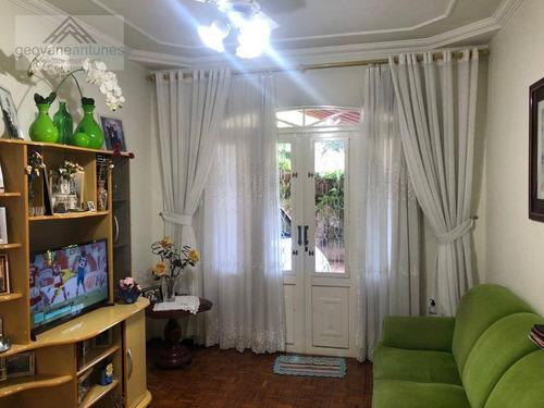 Casa Com 2 Dormitórios À Venda, 95 M² Por R$ 330.000,00 - Jardim Presidente Dutra - Limeira/sp - Ca0398