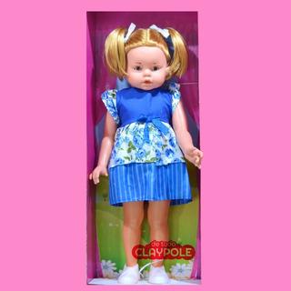 Muñeca Gigante Julieta Que Habla - 72 Cms - Cariñito Tv Orig