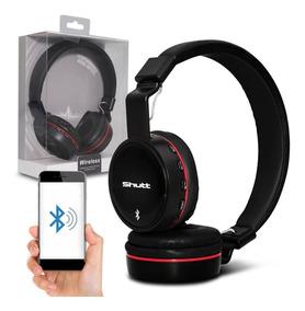 Fone De Ouvido Headphone Bt Basic Wireless Shutt Preto