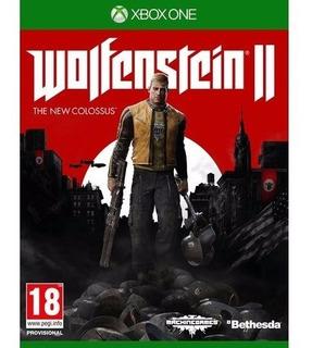 Wolfenstein Ii Deluxe Wolfenstein 2 1s Xbox One - Gta Fifa