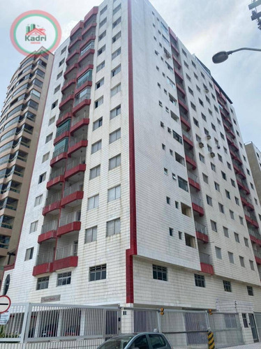Belíssimo Apartamento Na Aviação Frente Mar Andar Alto - Ap5357