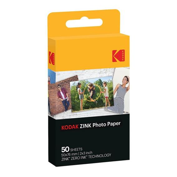 Kit De Filme Fotográfico Com 5 Pacotes Zink Photo Paper