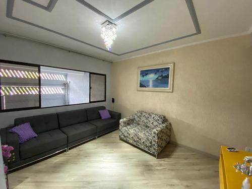 Imagem 1 de 28 de Sobrado Com 3 Dormitórios À Venda, 220 M² Por R$ 650.000,00 - Jardim Rina - Santo André/sp - So1548