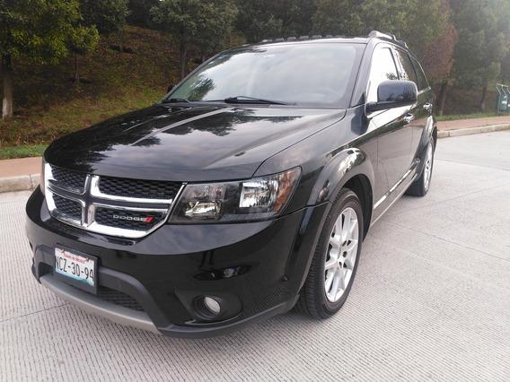 Dodge Journey R-t Aut. Piel, Quemacocos, 7 Pas. Impecable