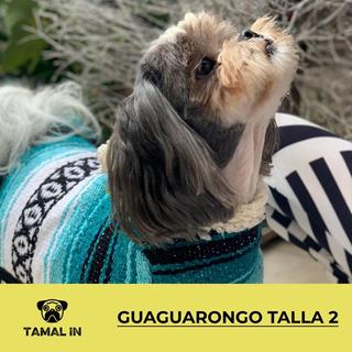 Guaguarongo Con Borrega - Talla 2