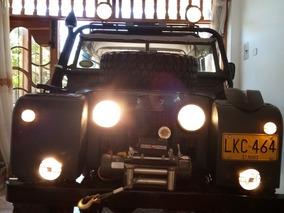 Land Rover Santana Series 2a