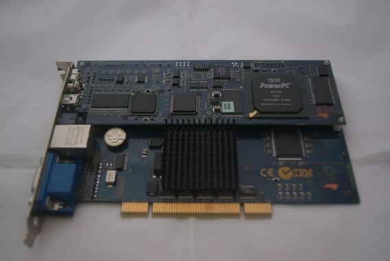 Ibm 25ppc405gp-3be200c Powerpc 405 Gp Placa De Sistema
